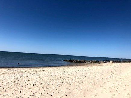 Dennis Port Cape Cod vacation rental - Glendon Road Beach a short 10 minute walk away