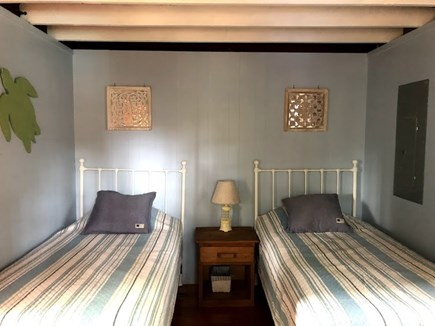 Dennis Port Cape Cod vacation rental - Second Bedroom with two Twin beds