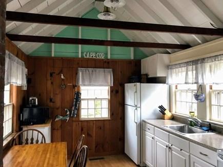 Dennis Port Cape Cod vacation rental - Eat-in Kitchen