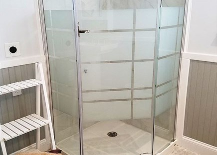Orleans Cape Cod vacation rental - Updated shower area