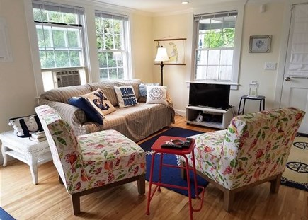 Orleans Cape Cod vacation rental - Relax in this lovely living area after a day at the beach