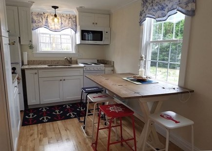Orleans Cape Cod vacation rental - Cozy kitchen area