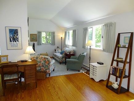 Orleans Cape Cod vacation rental - Living area with windows all around