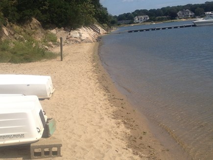 Falmouth, Teaticket Cape Cod vacation rental - Great Bay private beach is walking distance
