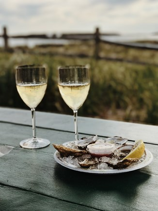 Eastham Cape Cod vacation rental - Fresh Wellfleet Oysters minutes away