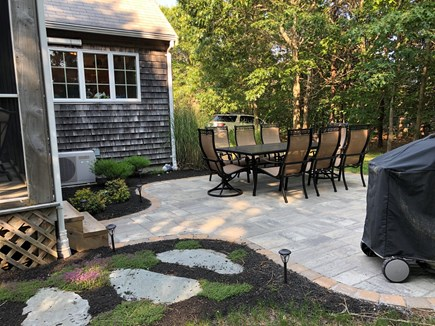 Eastham Cape Cod vacation rental - Relax on the patio