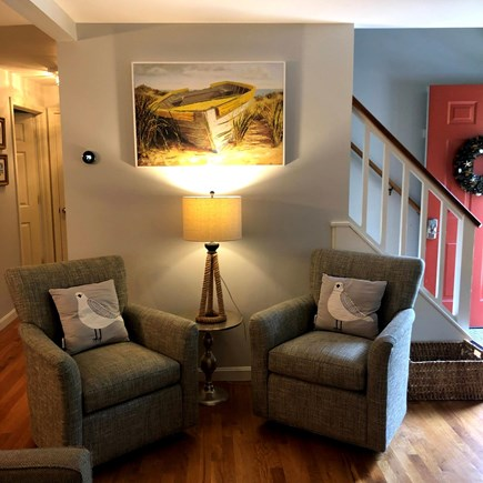 Eastham Cape Cod vacation rental - Additional Living Room seating