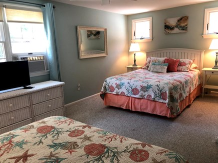 Eastham Cape Cod vacation rental - 2nd Floor BR: 2 Queen Beds