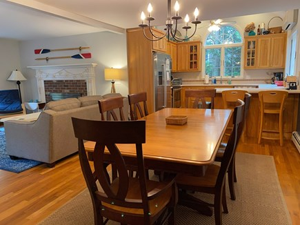 Eastham Cape Cod vacation rental - Dining Room/Kitchen