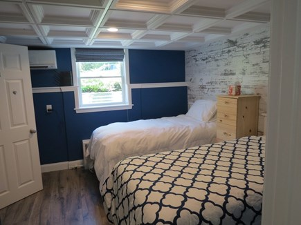 Orleans Cape Cod vacation rental - Lower level twin beds