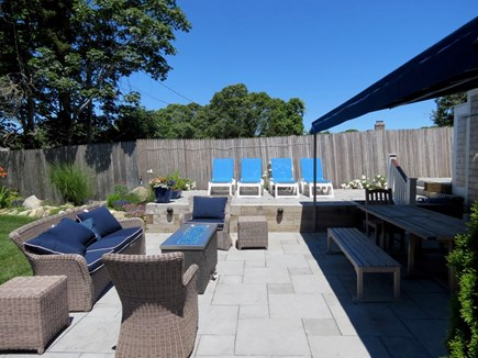 Orleans Cape Cod vacation rental - Comfortable outdoor living space abounds