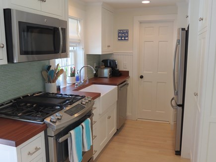 Orleans Cape Cod vacation rental - Upper level kitchen is fully equipped