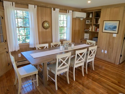 Orleans Cape Cod vacation rental - Large dining area.  There's another dining area, not shown.