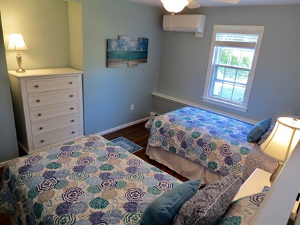 Orleans Cape Cod vacation rental - Final bedroom has comfy twins