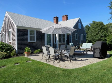 Orleans Cape Cod vacation rental - Superb, private outdoor living spaces