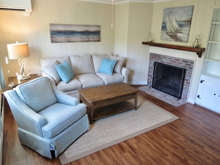 Orleans Cape Cod vacation rental - Here's the other TV lounge or den