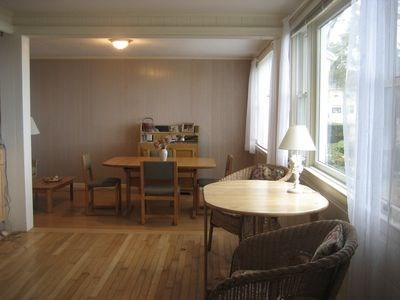 Falmouth Cape Cod vacation rental - Dining room and breakfast area