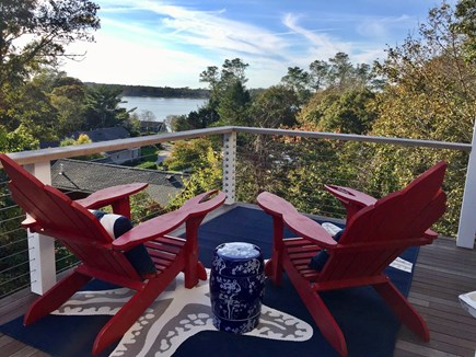 East Orleans Cape Cod vacation rental - Relaxation at Hilltop View