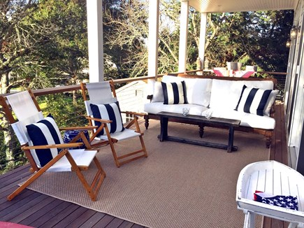 East Orleans Cape Cod vacation rental - Enjoy Your Outdoor Covered Great Room