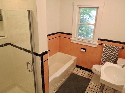 Orleans Cape Cod vacation rental - Full bath main level.