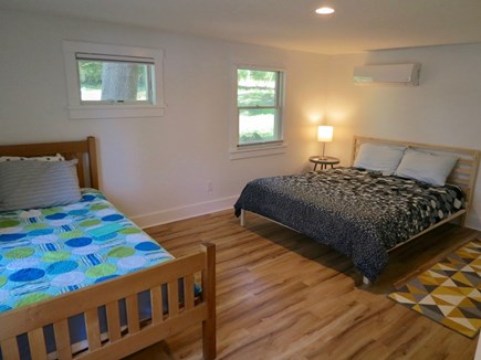 Orleans Cape Cod vacation rental - Lower level BR has a queen plus a twin.