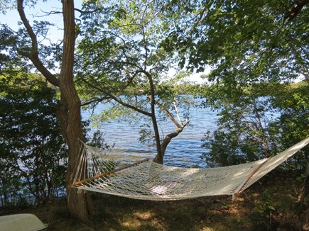 Orleans Cape Cod vacation rental - Nothing living on the water.