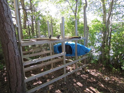 Orleans Cape Cod vacation rental - Comes with a kayak to explore the lake.
