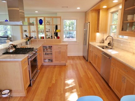 Orleans Cape Cod vacation rental - Beautifully planned and fully equipped kitchen