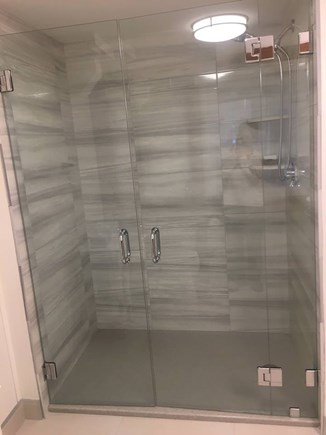 New Seabury, Popponesset Island  New Seabury vacation rental - Master shower.