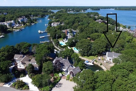 New Seabury, Popponesset Island  New Seabury vacation rental - Beautiful Popponesset Island location with dock.
