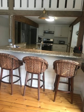 New Seabury, Popponesset Island  New Seabury vacation rental - Breakfast bar.