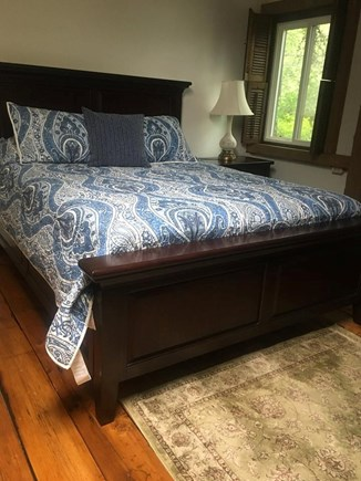 New Seabury, Popponesset Island  New Seabury vacation rental - Queen bed in Guest room #2