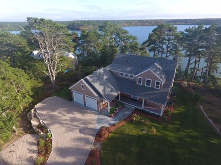 Brewster Cape Cod vacation rental - Birds Eye View of the property