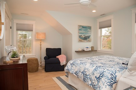 Brewster Cape Cod vacation rental - Bedroom#3 has a queen size bed and finest linens