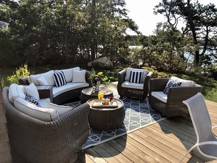 Brewster Cape Cod vacation rental - You are invited to relax