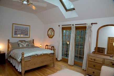 South Wellfleet Cape Cod vacation rental - Master Bedroom with Private Bath