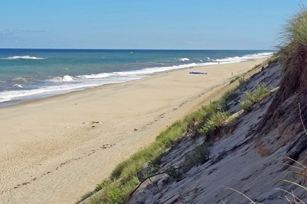 South Wellfleet Cape Cod vacation rental - Nearby LeCount Hollow Beach