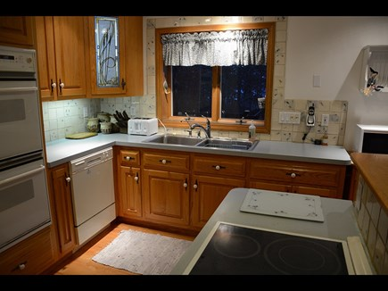 South Wellfleet Cape Cod vacation rental - A well-equiped Kitchen.