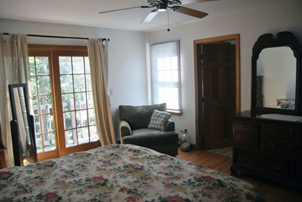 South Wellfleet Cape Cod vacation rental - A second Master Bedroom with a private bath.