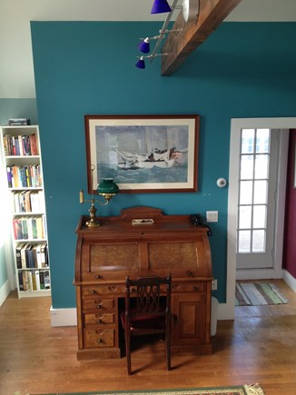 Provincetown Cape Cod vacation rental - Library in master suite
