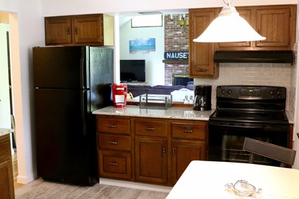 Orleans Cape Cod vacation rental - Fully equipped kitchen with beautiful counter tops