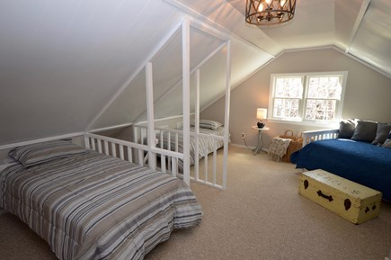 Orleans Cape Cod vacation rental - Upstairs room- room for 5