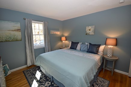 Orleans Cape Cod vacation rental - King Master across from full bath