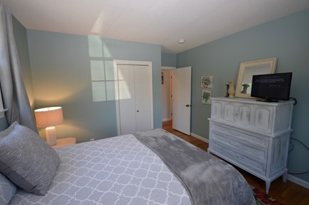 Orleans Cape Cod vacation rental - Queen room with flat screen tv