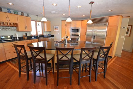 Eastham Cape Cod vacation rental - Top of the line beautiful kitchen