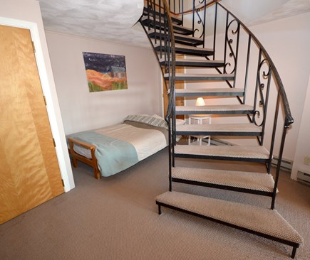 Eastham Cape Cod vacation rental - Extra queen futon sleeping area