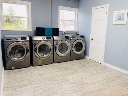 Harwich Cape Cod vacation rental - Dual washers and dryers