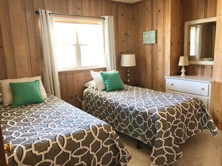 Harwich Cape Cod vacation rental - First floor bedroom with 2 twin beds