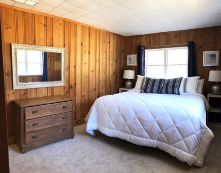 Harwich Cape Cod vacation rental - First floor king bedroom