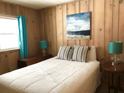 Harwich Cape Cod vacation rental - First of 2 Queen bedrooms on first floor